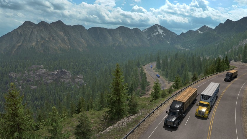 Screenshot 22 - American Truck Simulator - Washington
