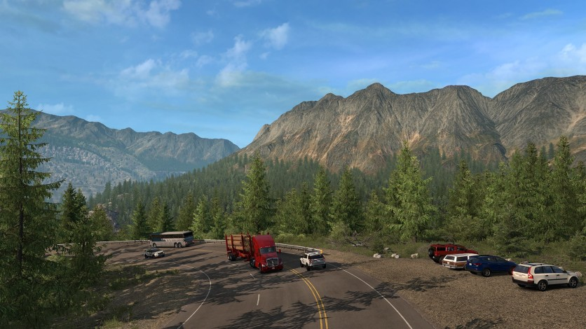 Screenshot 14 - American Truck Simulator - Washington