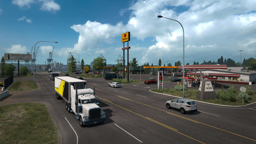 Screenshot 12 - American Truck Simulator - Washington