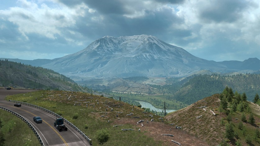 Screenshot 6 - American Truck Simulator - Washington
