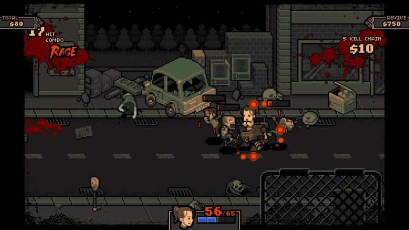 Screenshot 5 - Streets of Red : Devil's Dare Deluxe