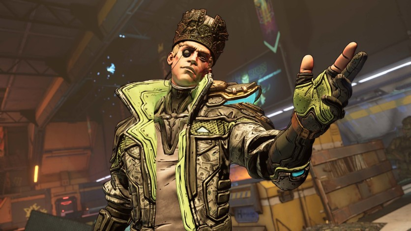 Screenshot 1 - Borderlands 3 - Moxxi's Heist of the Handsome Jackpot