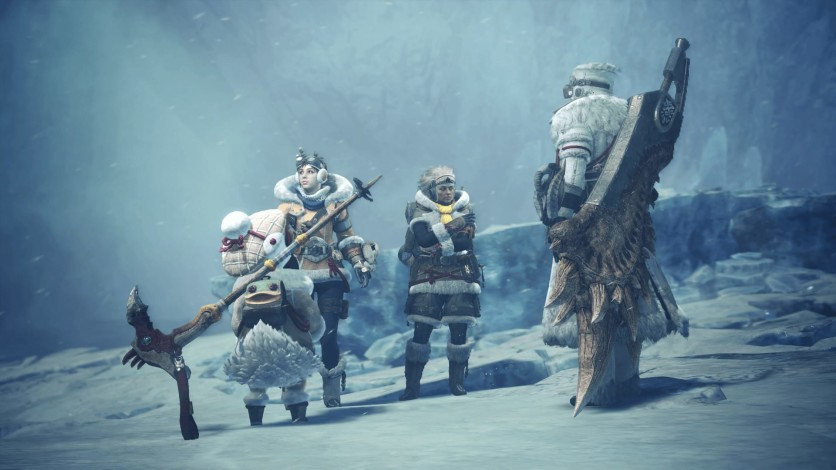 Screenshot 12 - Monster Hunter World: Iceborne Master Edition