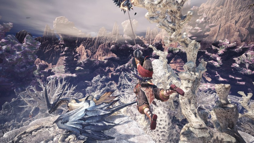 Screenshot 4 - Monster Hunter World: Iceborne Master Edition