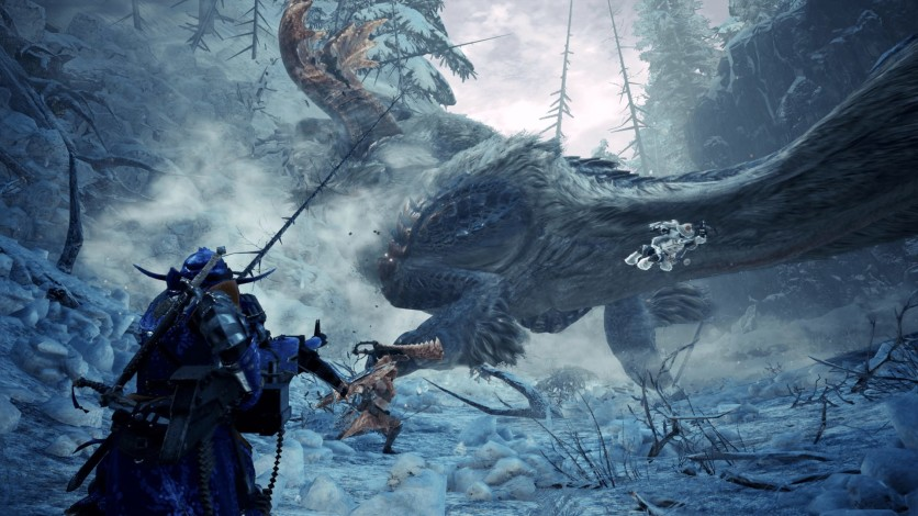 Screenshot 10 - Monster Hunter World: Iceborne Master Edition