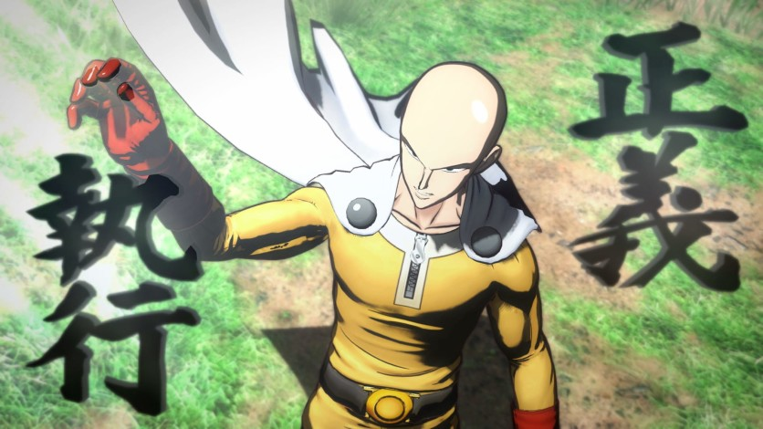 Screenshot 2 - ONE PUNCH MAN: A HERO NOBODY KNOWS - DELUXE EDITION
