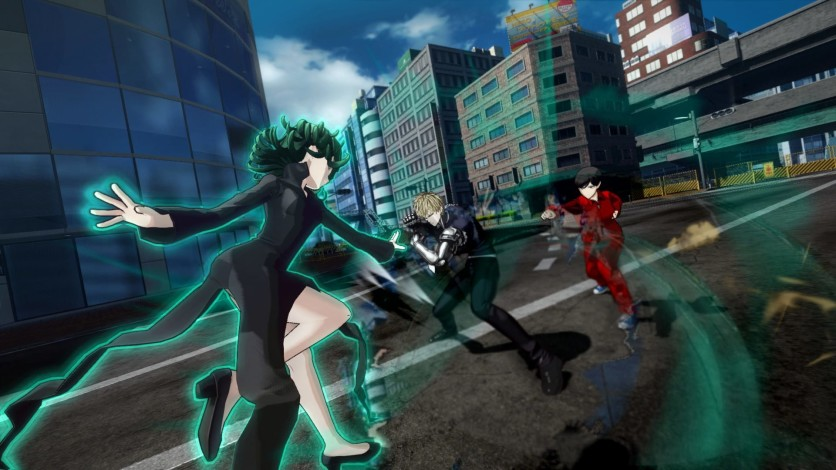 Screenshot 4 - ONE PUNCH MAN: A HERO NOBODY KNOWS - DELUXE EDITION