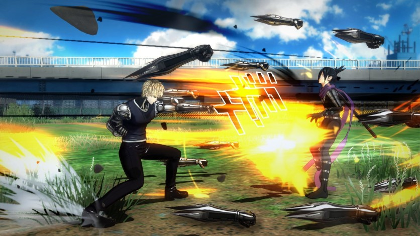 Screenshot 3 - ONE PUNCH MAN: A HERO NOBODY KNOWS - DELUXE EDITION