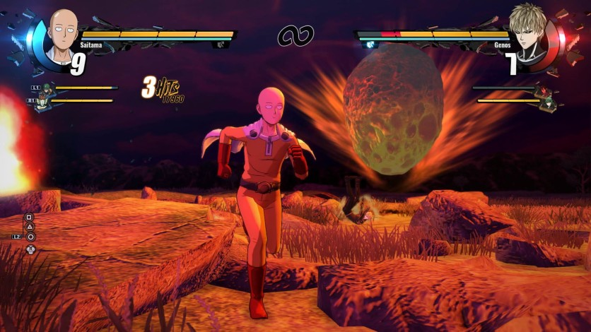 Screenshot 8 - ONE PUNCH MAN: A HERO NOBODY KNOWS - DELUXE EDITION