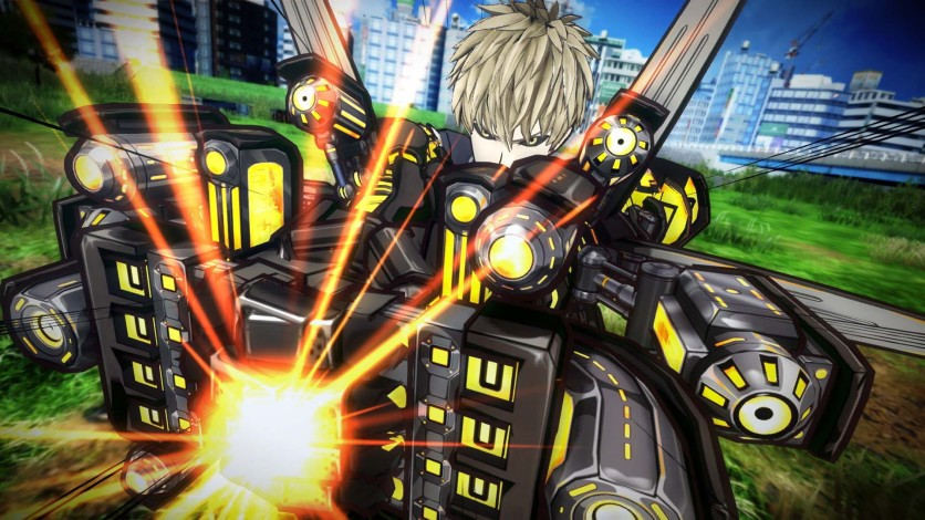 Screenshot 5 - ONE PUNCH MAN: A HERO NOBODY KNOWS - DELUXE EDITION
