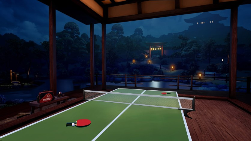 Screenshot 2 - VR Ping Pong Pro