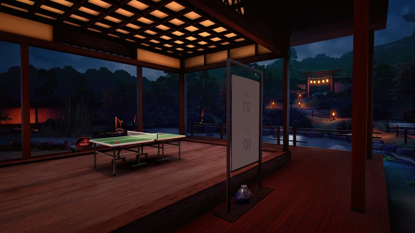 Screenshot 7 - VR Ping Pong Pro