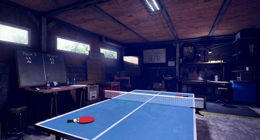 Screenshot 4 - VR Ping Pong Pro