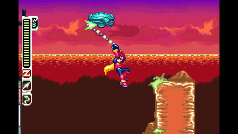 Screenshot 10 - Mega Man Zero/ZX Legacy Collection