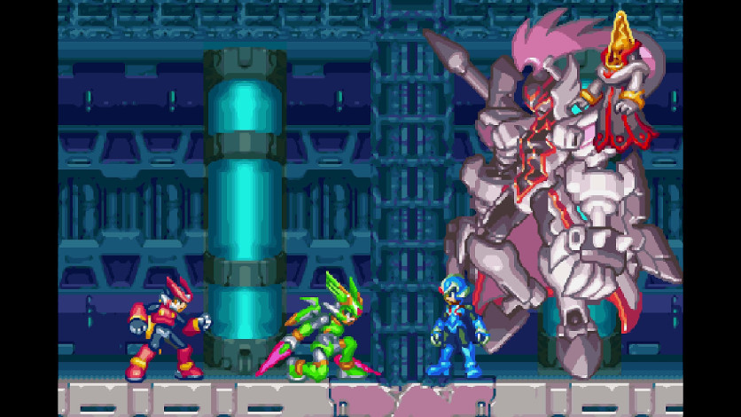 Screenshot 9 - Mega Man Zero/ZX Legacy Collection