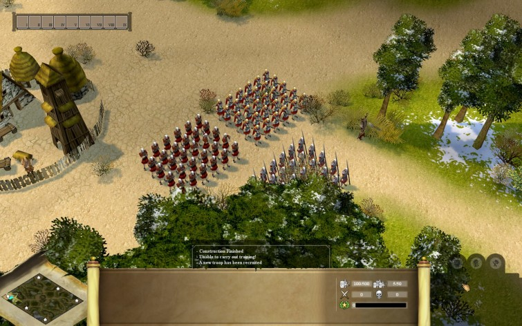 Screenshot 4 - Praetorians - HD Remaster