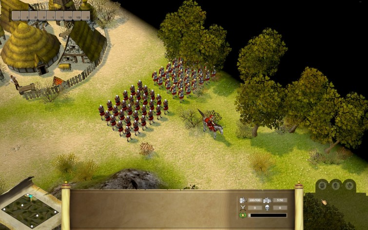 Screenshot 8 - Praetorians - HD Remaster