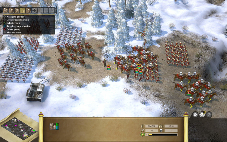 Screenshot 6 - Praetorians - HD Remaster