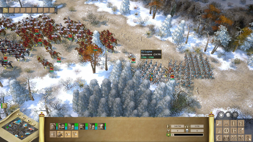 Screenshot 7 - Praetorians - HD Remaster
