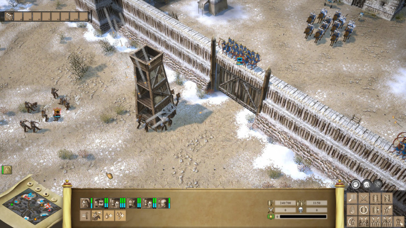 Screenshot 2 - Praetorians - HD Remaster
