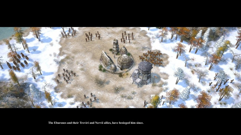 Screenshot 3 - Praetorians - HD Remaster