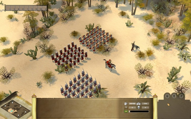 Screenshot 5 - Praetorians - HD Remaster