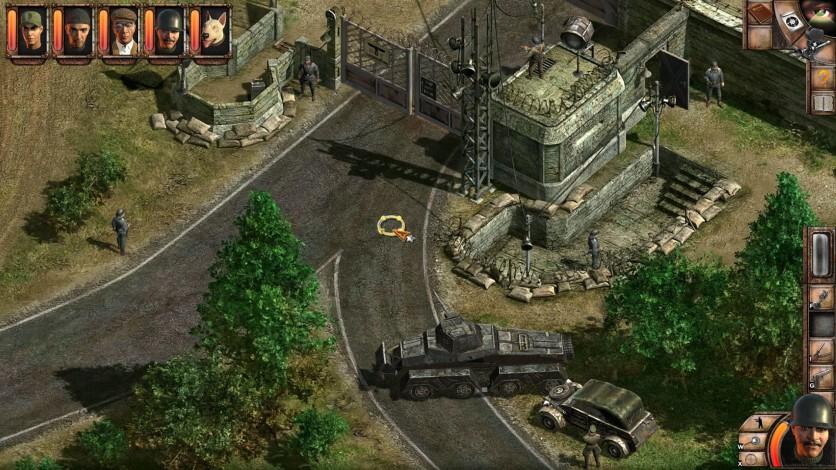 Screenshot 8 - Commandos 2 - HD Remaster