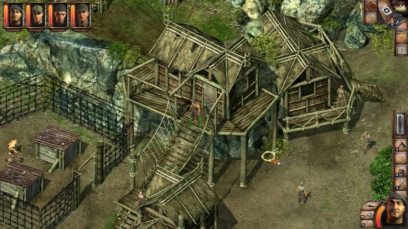 Screenshot 4 - Commandos 2 - HD Remaster