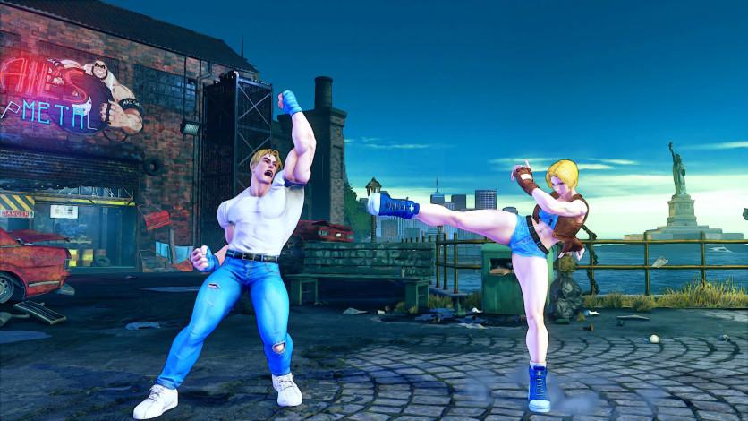 Screenshot 9 - Street Fighter V - Champion Edition Upgrade Kit
