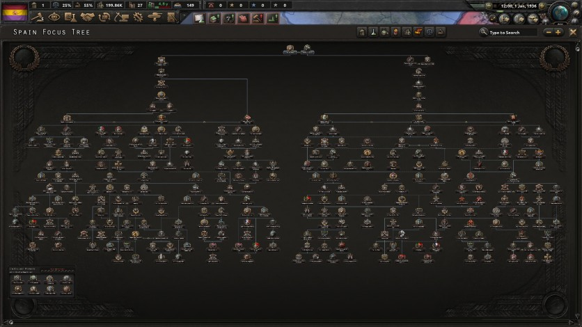 Screenshot 2 - Hearts of Iron IV: La Résistance