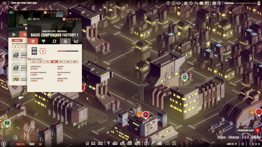 Screenshot 10 - Rise of Industry: 2130