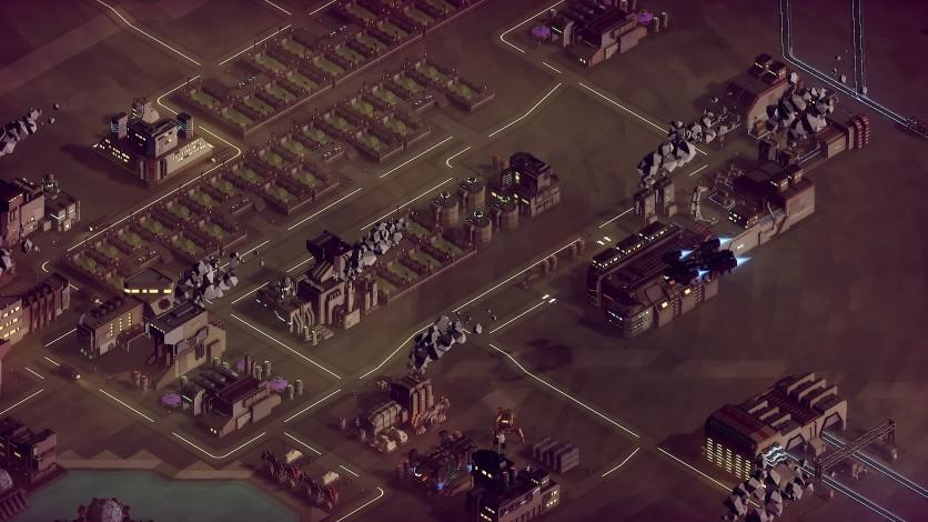 Screenshot 4 - Rise of Industry: 2130