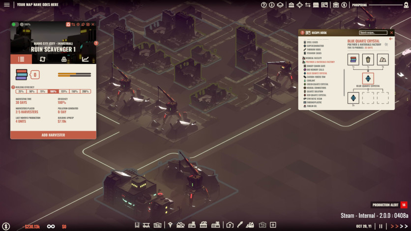 Screenshot 8 - Rise of Industry: 2130