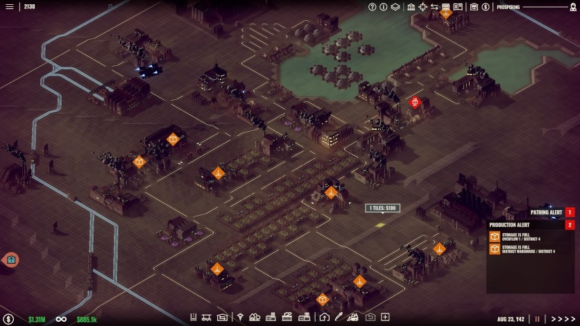 Screenshot 9 - Rise of Industry: 2130