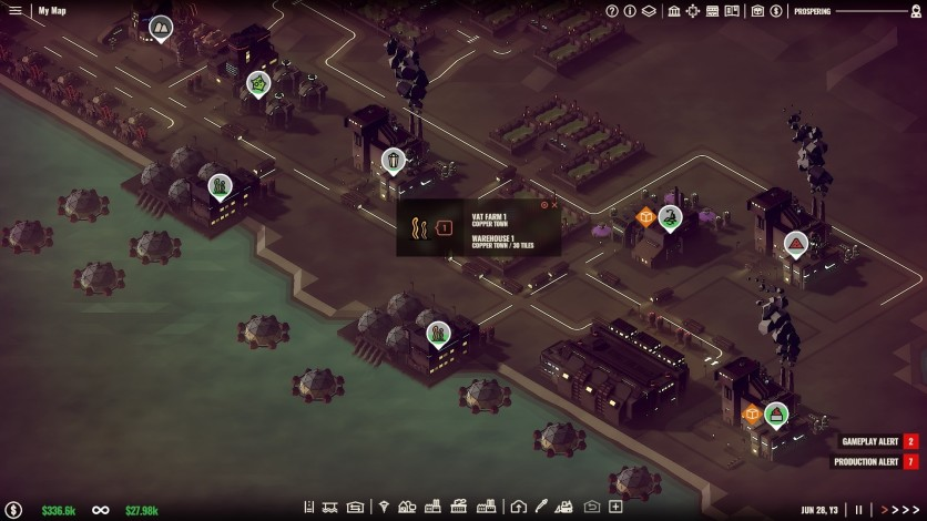 Screenshot 3 - Rise of Industry: 2130