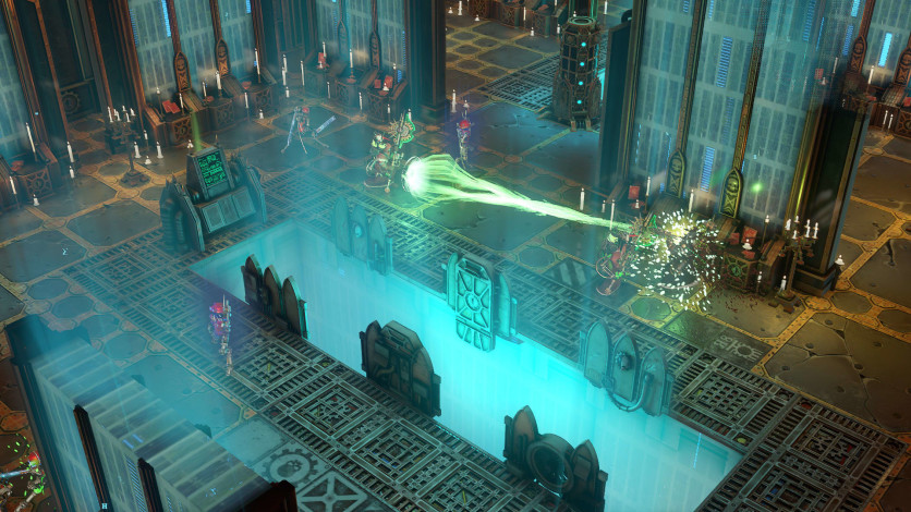 Screenshot 4 - Warhammer 40,000: Mechanicus - Heretek