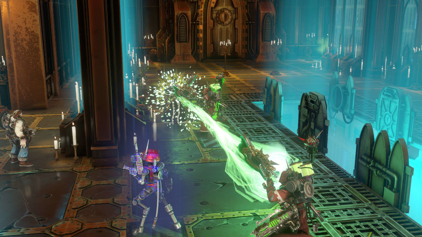 Screenshot 7 - Warhammer 40,000: Mechanicus - Heretek