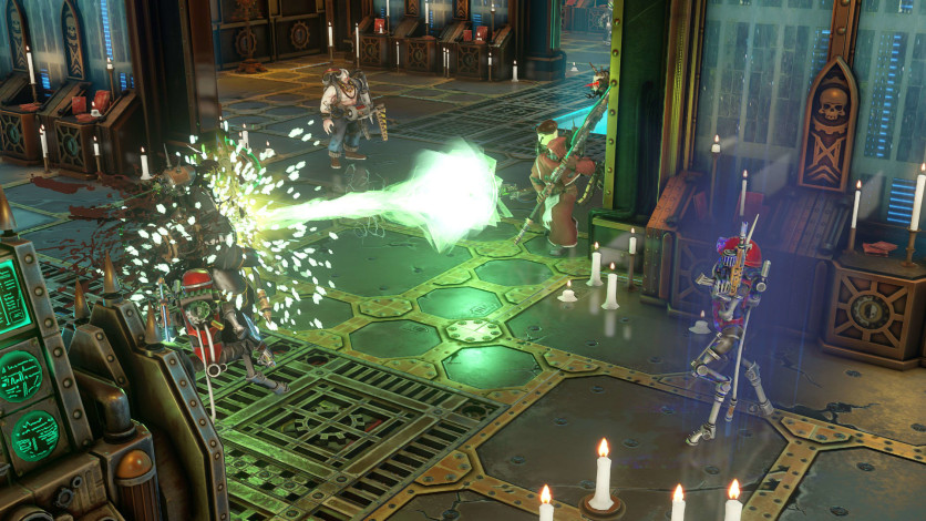 Screenshot 3 - Warhammer 40,000: Mechanicus - Heretek