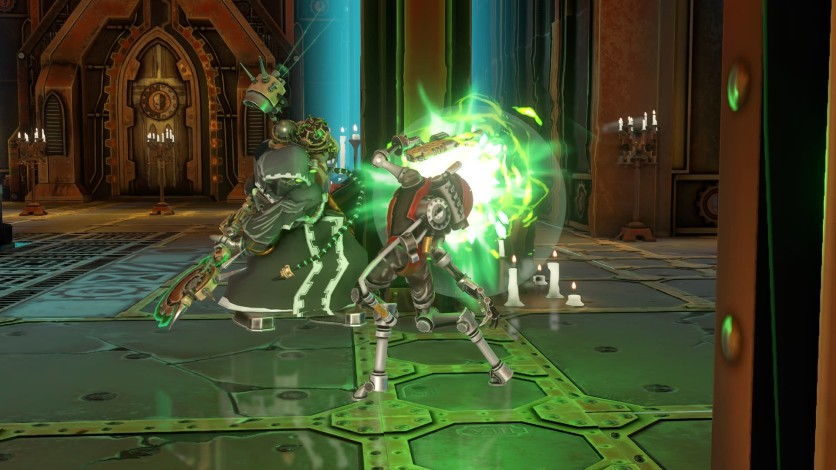 Screenshot 6 - Warhammer 40,000: Mechanicus - Heretek