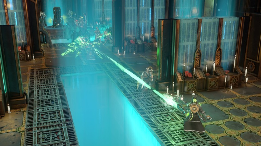 Screenshot 2 - Warhammer 40,000: Mechanicus - Heretek