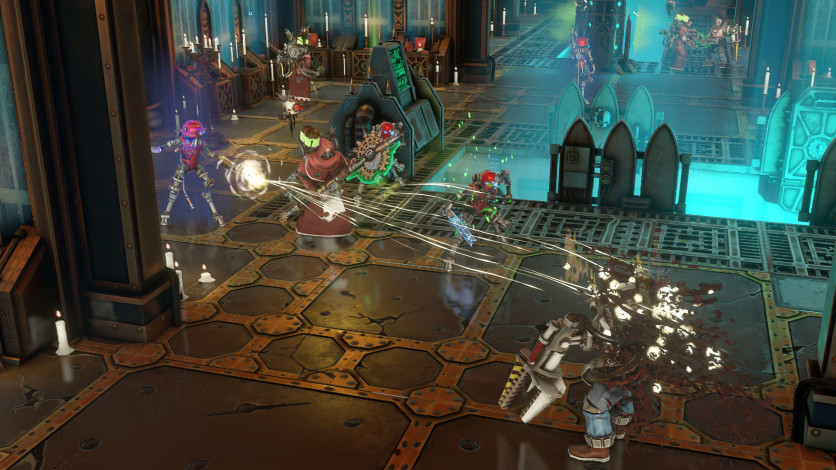 Screenshot 5 - Warhammer 40,000: Mechanicus - Heretek