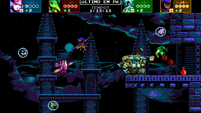 Screenshot 4 - Shovel Knight Showdown