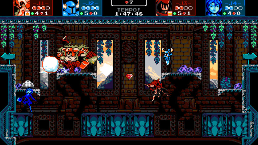 Screenshot 5 - Shovel Knight Showdown