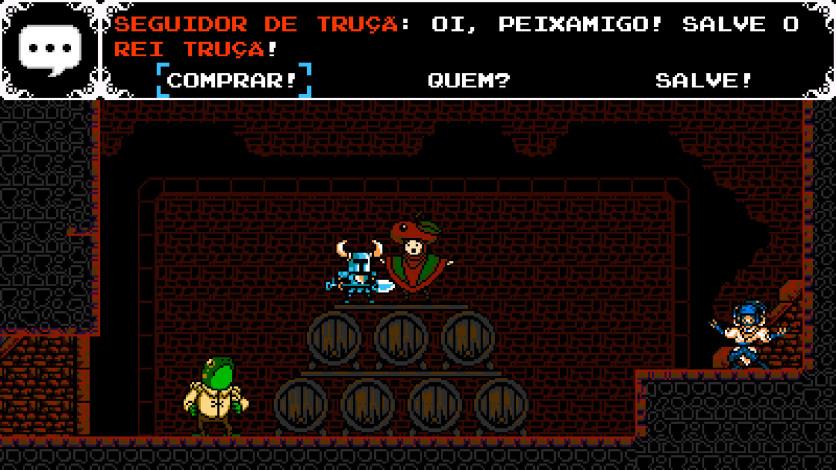 Screenshot 1 - Shovel Knight: Shovel of Hope