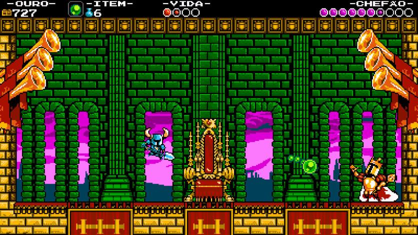 Screenshot 3 - Shovel Knight: Shovel of Hope