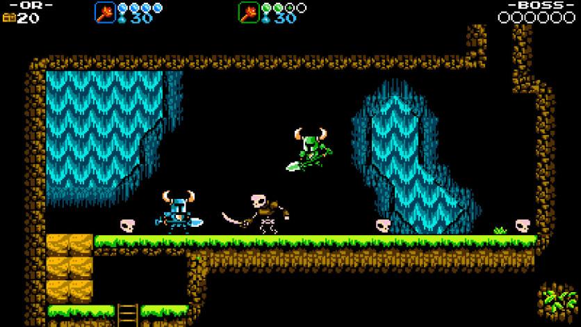 Screenshot 4 - Shovel Knight: Shovel of Hope