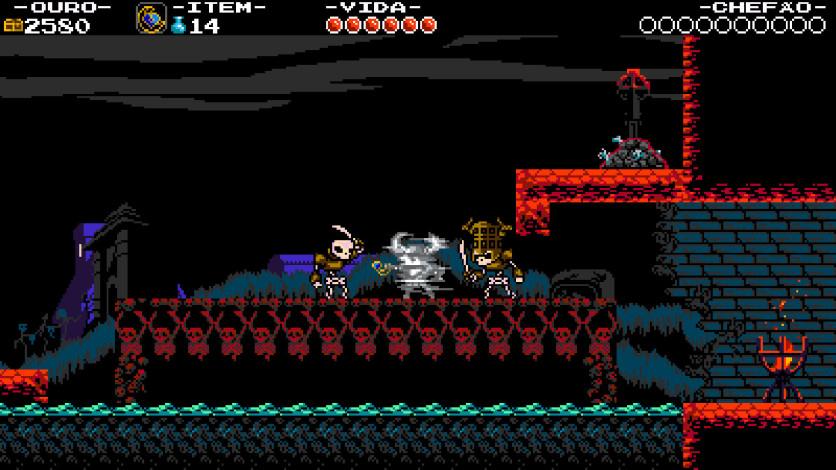 Screenshot 9 - Shovel Knight: Shovel of Hope