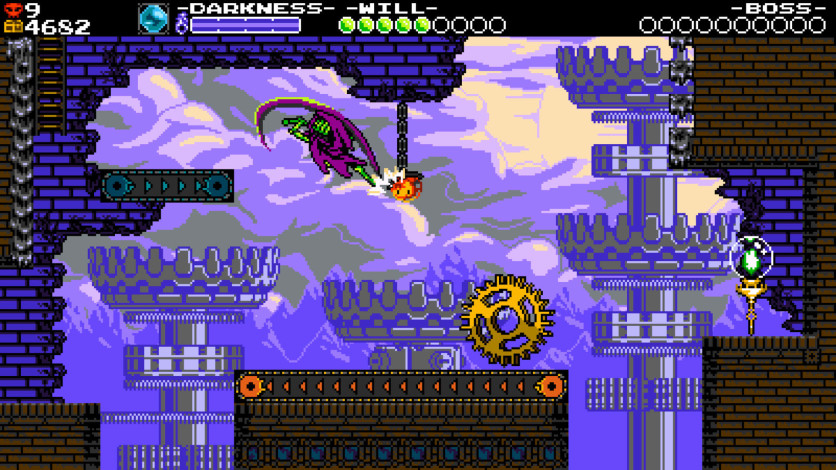 Screenshot 12 - Shovel Knight: Specter of Torment