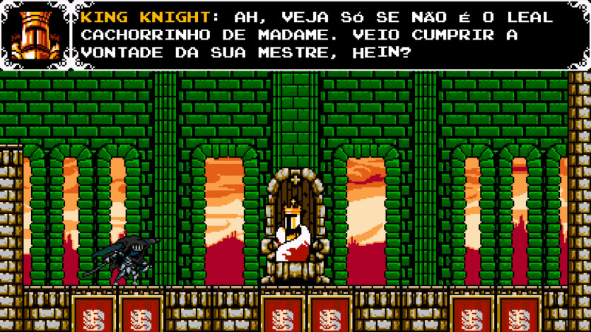 Screenshot 4 - Shovel Knight: Specter of Torment