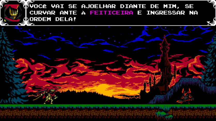 Screenshot 11 - Shovel Knight: Specter of Torment